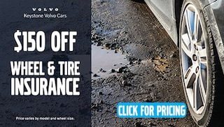 $150 OFF Wheel and Tire Insurance