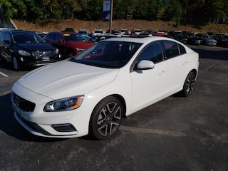 Certified Pre-Owned 2018 Volvo S60 T5 AWD Dynamic Sedan for sale in Doylestown, PA