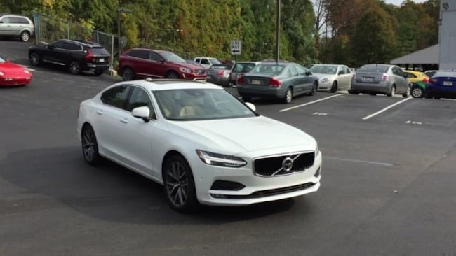Certified Pre-Owned 2017 Volvo S90 T6 AWD Momentum Sedan for sale in Doylestown, PA