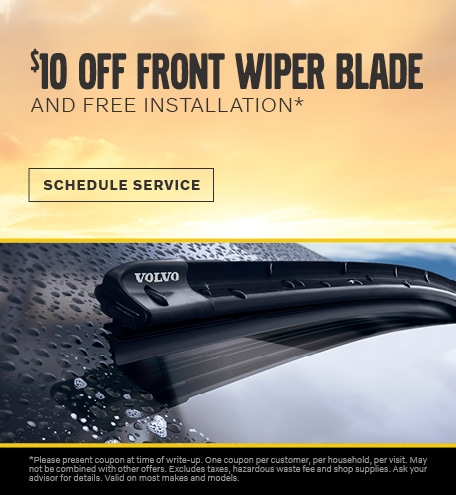 August   Wiper Blade Special