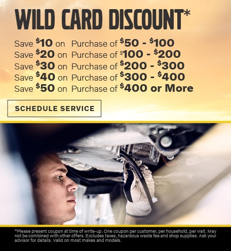 August   Wild Card Special