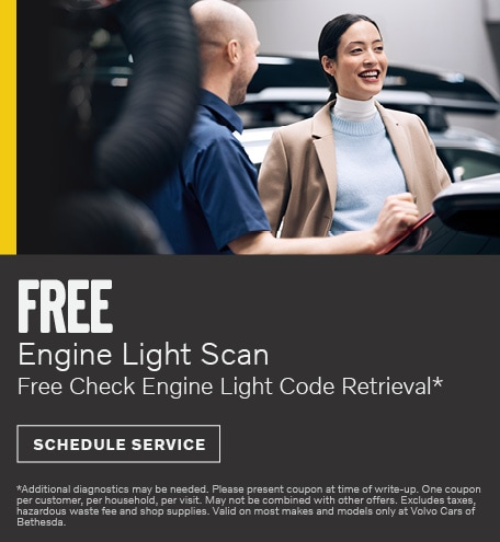 Free Engine Light Scan