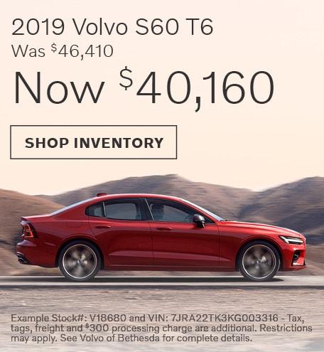 June | 2019 Volvo S60