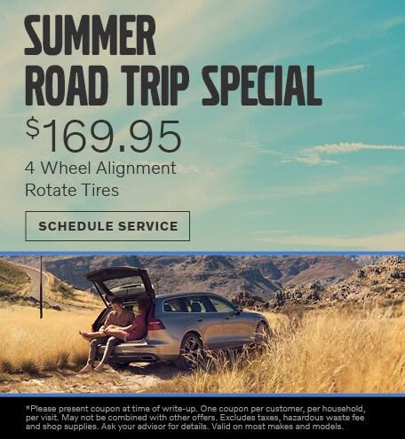 June | Summer Road Trip Special
