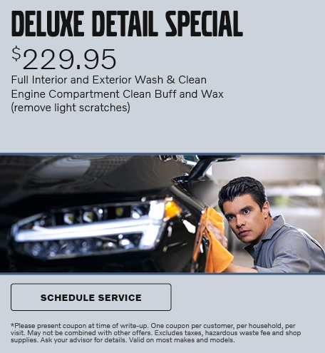 Deluxe Detail Special