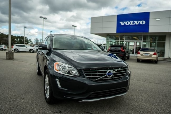 Used 2016 Volvo XC60 T5 Drive-E Premier SUV for sale in Fayetteville, NC