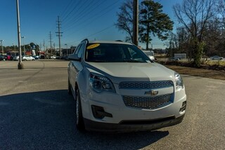 Used 2015 Chevrolet Equinox LT SUV in Fayetteville, NC