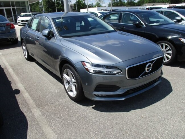 New 2018 Volvo S90 T5 AWD Momentum Sedan For Sale/Lease Fayetteville NC