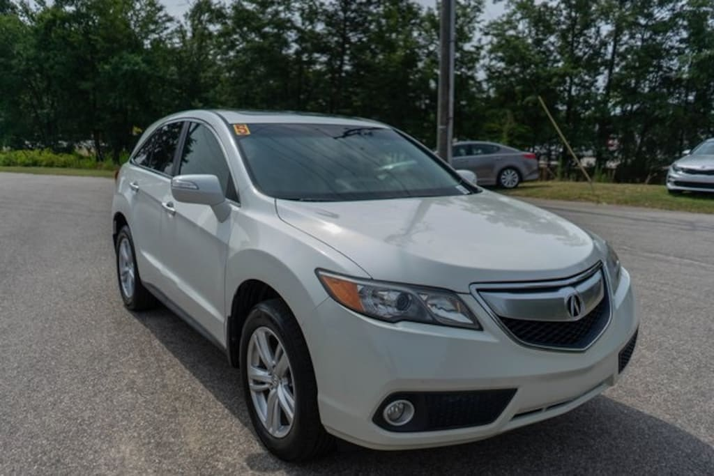 Acura Of Fayetteville >> Used 2015 Acura Rdx For Sale Fayetteville Nc Vin 5j8tb3h51fl006875