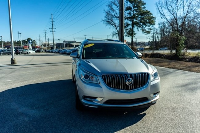 Used 2016 Buick Enclave Leather Group SUV for sale in Fayetteville, NC