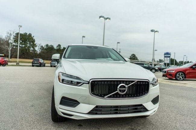 New 2018 Volvo XC60 T6 AWD Momentum SUV For Sale/Lease Fayetteville NC
