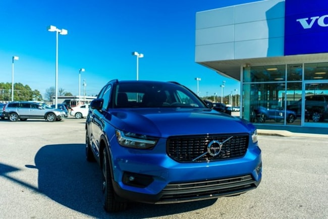 New 2019 Volvo XC40 T5 R-Design SUV For Sale/Lease Fayetteville NC