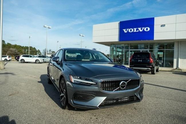 New 2019 Volvo S60 T6 Momentum Sedan For Sale/Lease Fayetteville NC