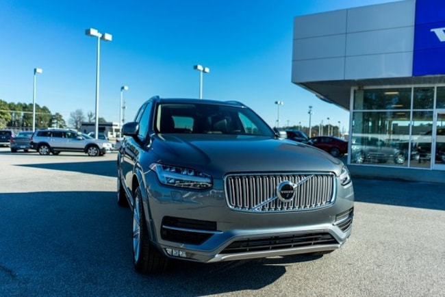 New 2019 Volvo XC90 T6 Inscription SUV For Sale/Lease Fayetteville NC