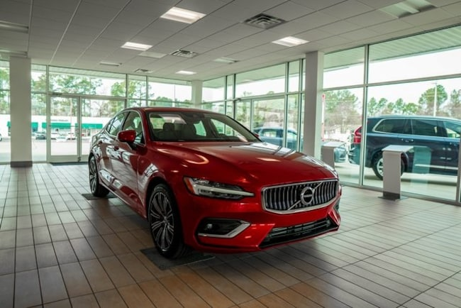 New 2019 Volvo S60 For Sale Lease Fayetteville Nc Stock