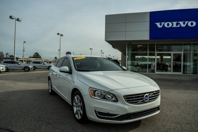 Used 2016 Volvo S60 T5 Drive-E Premier Sedan for sale in Fayetteville, NC