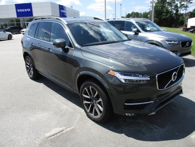 New 2018 Volvo XC90 T6 AWD Momentum (7 Passenger) SUV For Sale/Lease Fayetteville NC