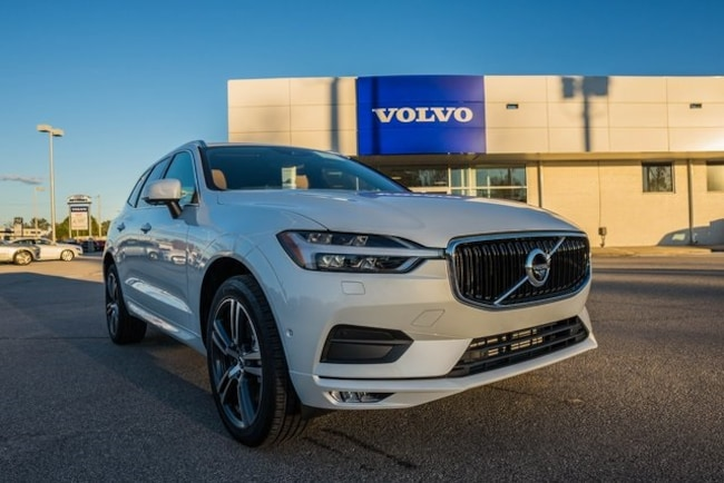 New 2019 Volvo XC60 T6 Momentum SUV For Sale/Lease Fayetteville NC
