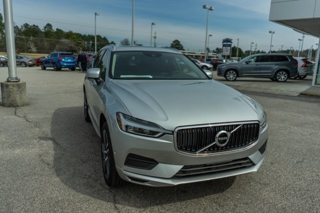 New 2019 Volvo XC60 T5 Momentum SUV For Sale/Lease Fayetteville NC