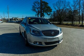 Used 2017 Buick Verano Sport Touring Sedan in Fayetteville, NC
