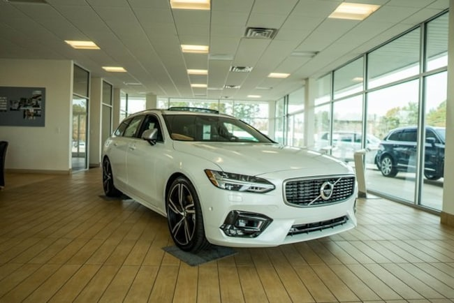 New 2019 Volvo V90 T5 R-Design Wagon For Sale/Lease Fayetteville NC