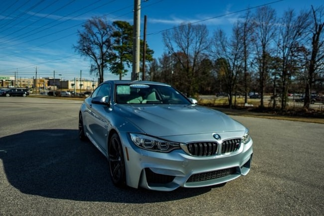 Used 2016 BMW M4 Base Coupe for sale in Fayetteville, NC