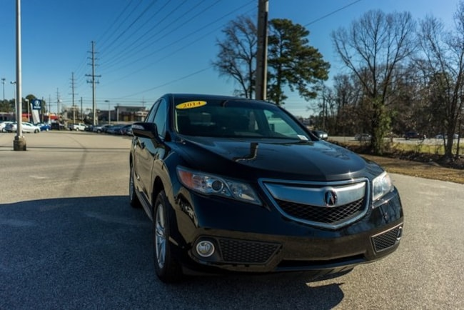 Used 2014 Acura RDX Technology Package SUV for sale in Fayetteville, NC