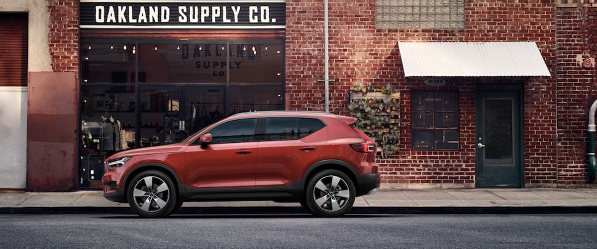 New Volvo XC40 in Fort Myers