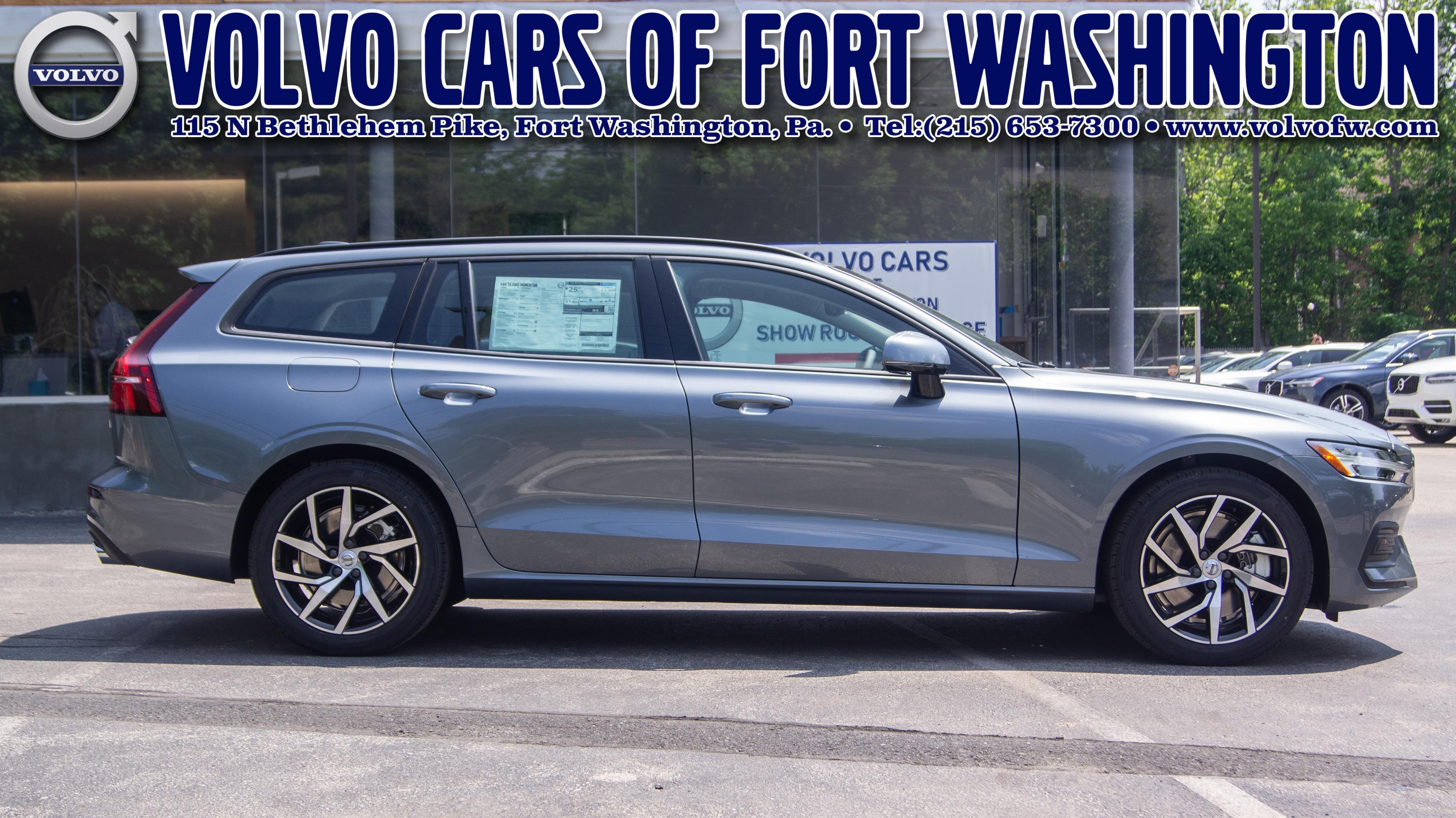 2019 Volvo V60 T6 Momentum Wagon