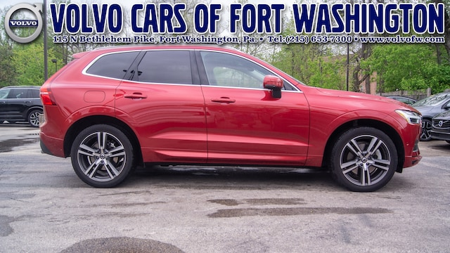 Used 2019 Volvo Xc60 For Sale At Volvo Cars Of Fort Washington Vin Lyva22rk9kb178087