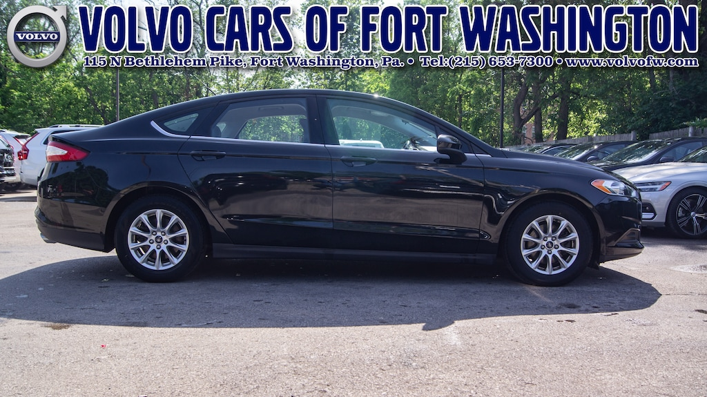Used 2015 Ford Fusion For Sale In Fort Washington Pa Near Philadelphia Norristown East Norriton Huntingdon Valley Pa Vin 3fa6p0g79fr273378