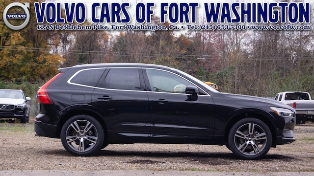Used 2019 Volvo Xc60 For Sale At Volvo Cars Of Fort Washington Vin Lyv102rk7kb184928