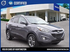 Certified Pre-Owned 2014 Hyundai Tucson SE w/PZEV SUV for sale on Long Island