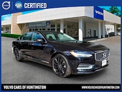 Certified Pre-Owned 2018 Volvo S90 T6 AWD Inscription Sedan LVY992MLXJP020920 for sale in Huntington, NY