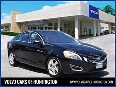 2013 Volvo S60 T5 YV1612FHXD1209823 for sale in Huntington, NY