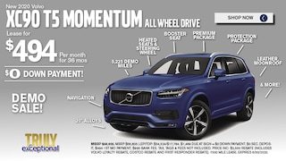 Volvo XC90 Deals June 2020