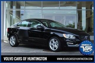 2015 Volvo S60 T5 Platinum Drive-E (2015.5) Sedan YV126MFM4F1343366 for sale in Huntington, NY