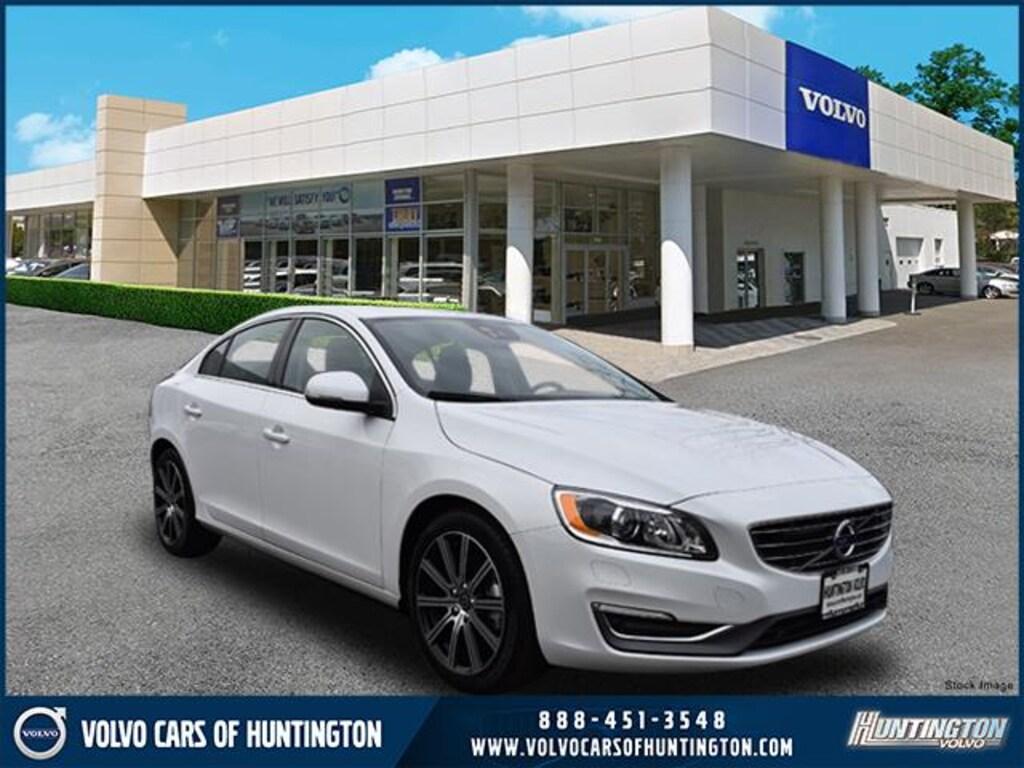 Volvo S80 2017 >> New 2017 Volvo S60 For Sale At Volvo Cars Of Huntington Vin