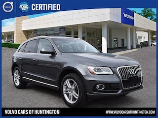 Certified Pre-Owned 2016 Audi Q5 2.0T Premium SUV for sale on Long Island