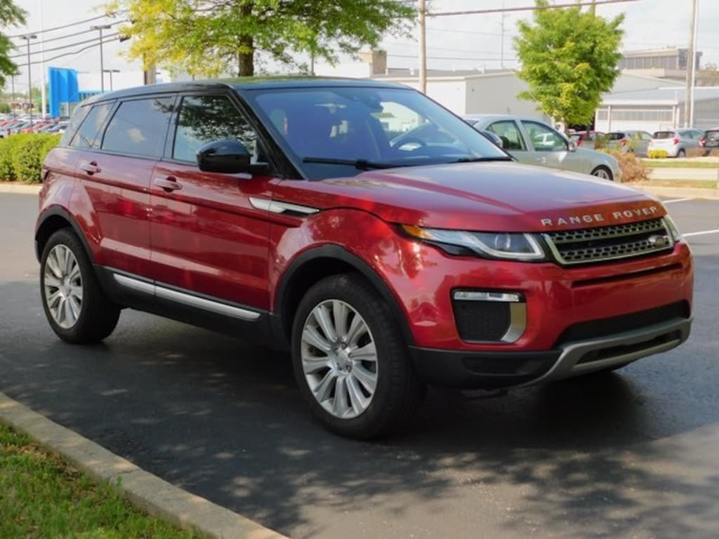 Land Rover Louisville >> Used 2016 Land Rover Range Rover Evoque For Sale At Volvo Cars