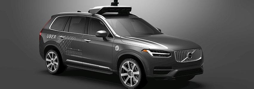 Volvo & Uber