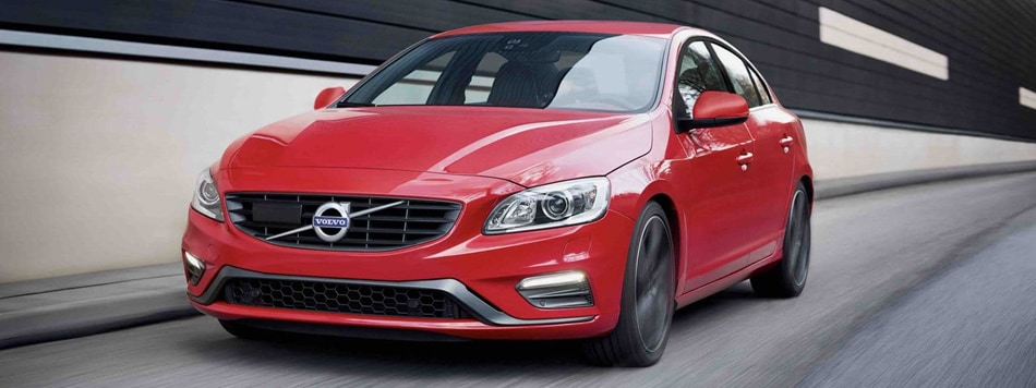 The All-New 2017 Volvo S60