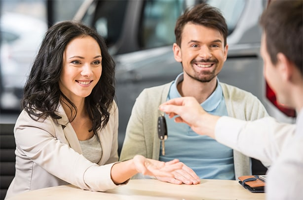 Auto Financing At Volvo Cars of Louisville