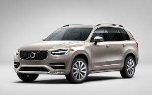 Volvo XC90 Momentum in NYC