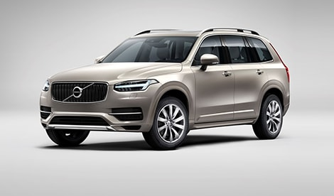 Volvo XC90 Momentum AWD Lease in NYC