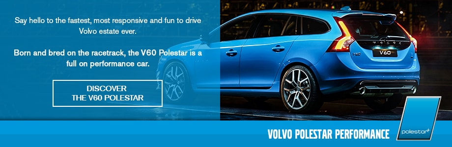 Volvo V60 Polestar in New York