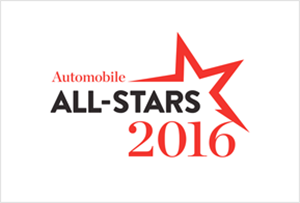 Volvo XC90 2016 All-Stars Award by Automobile Magazine