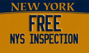Free NYS Inspection