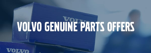 Volvo Parts offers