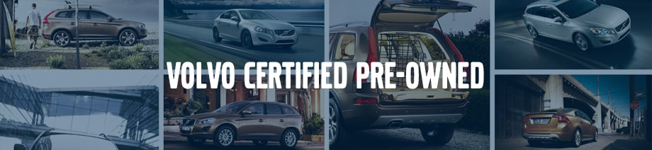 Volvo Certified Pre Owned Cars in NYC